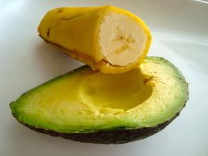 avokado-i-banan