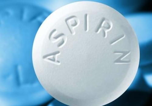 Аспирин снижает риск рака толстой кишки