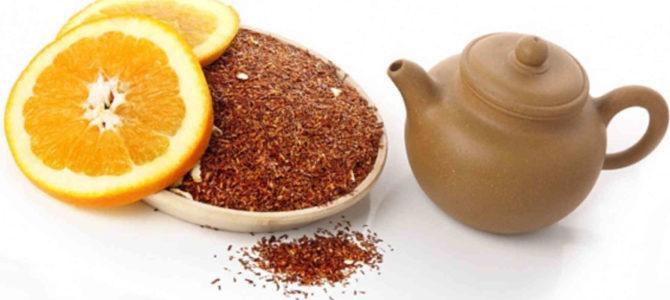 Чай с ройбуш – путь к здоровью!