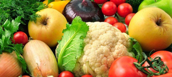 Вегетарианская диета. Меню на неделю 1100 – 1400 калорий