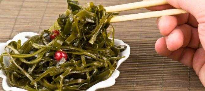 Морские водоросли – польза и вред