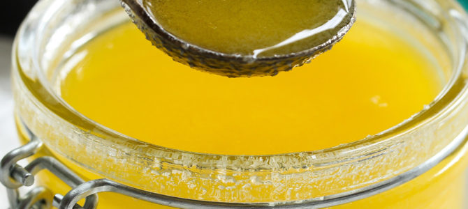 Топленое масло польза. Как его приготовить?